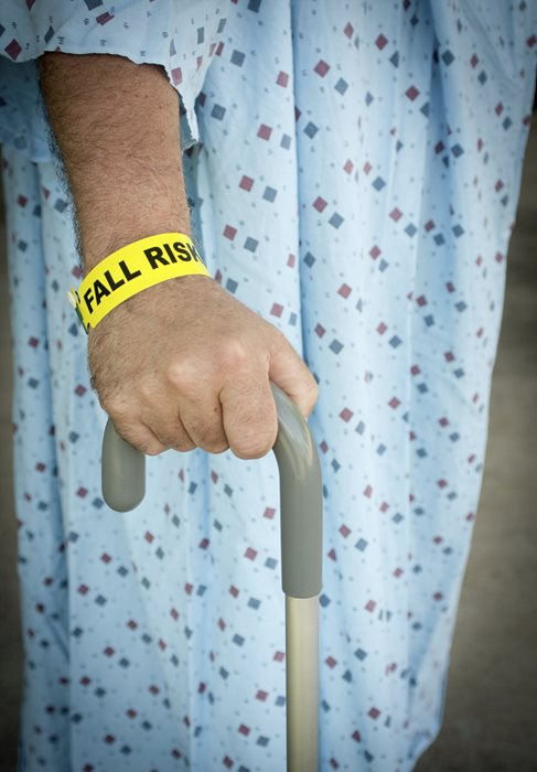 Is Your Elderly Loved One at Greater Risk for Falls?