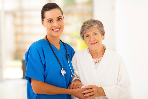 Interim HealthCare Corporate Paraprofessional of the Year Award
