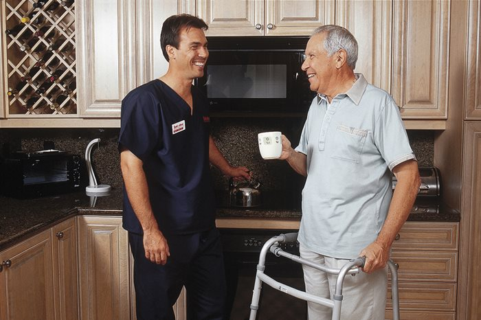 Home Health Services in Greenville: Physical Therapy at Home