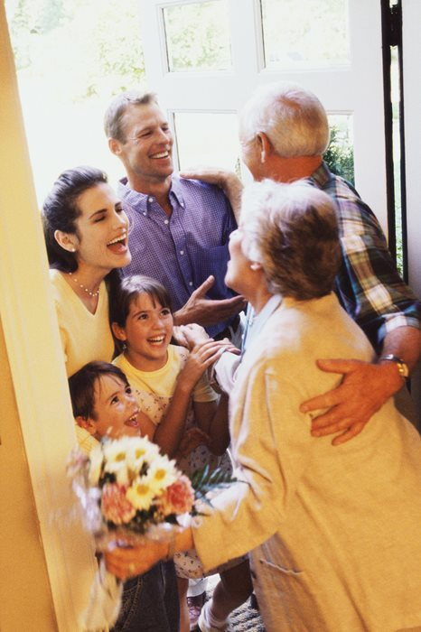 The Family Dynamic of Caregiving