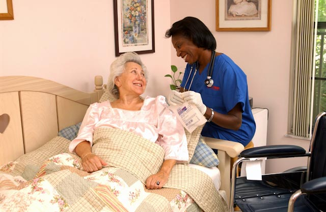 Home Nursing Services in Easley: Living with Chronic Diseases