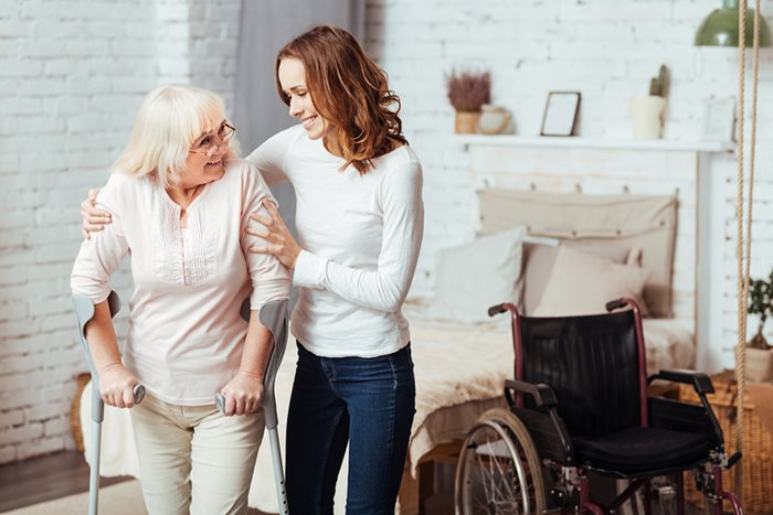 Quality Home Health Services in Greenville Ease Transition to Home from Hospital