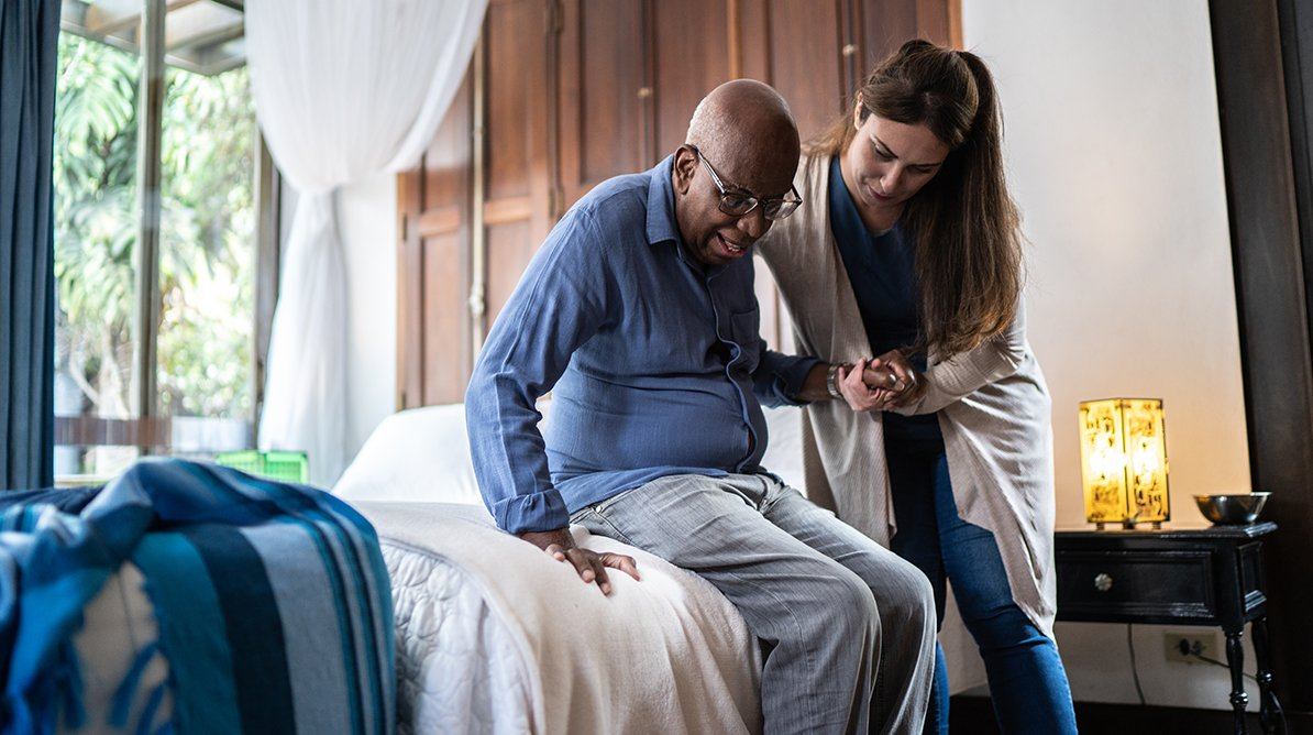 Signs You Need a Home Health Aide in Easley